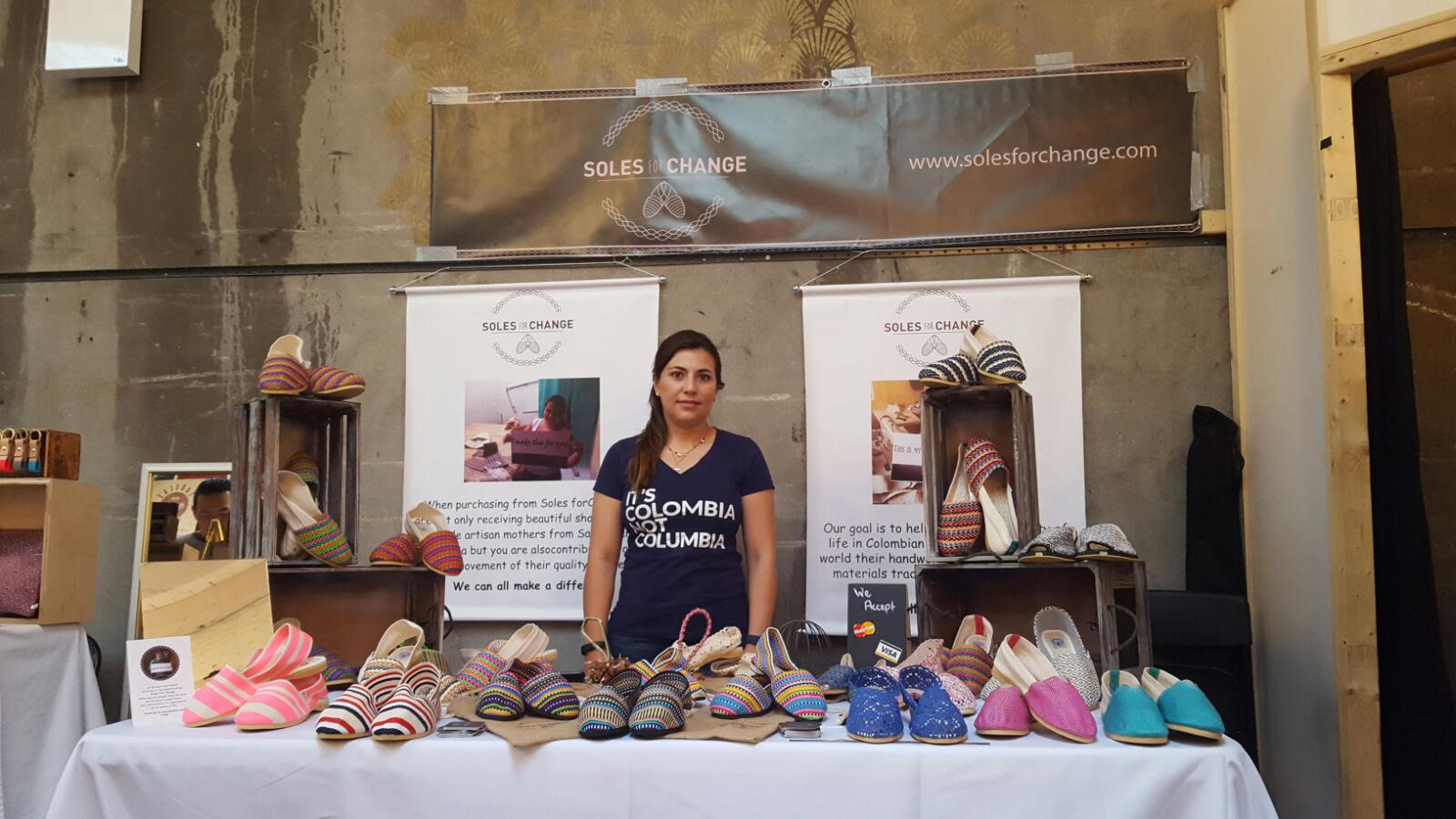 SOLES FOR CHANGE