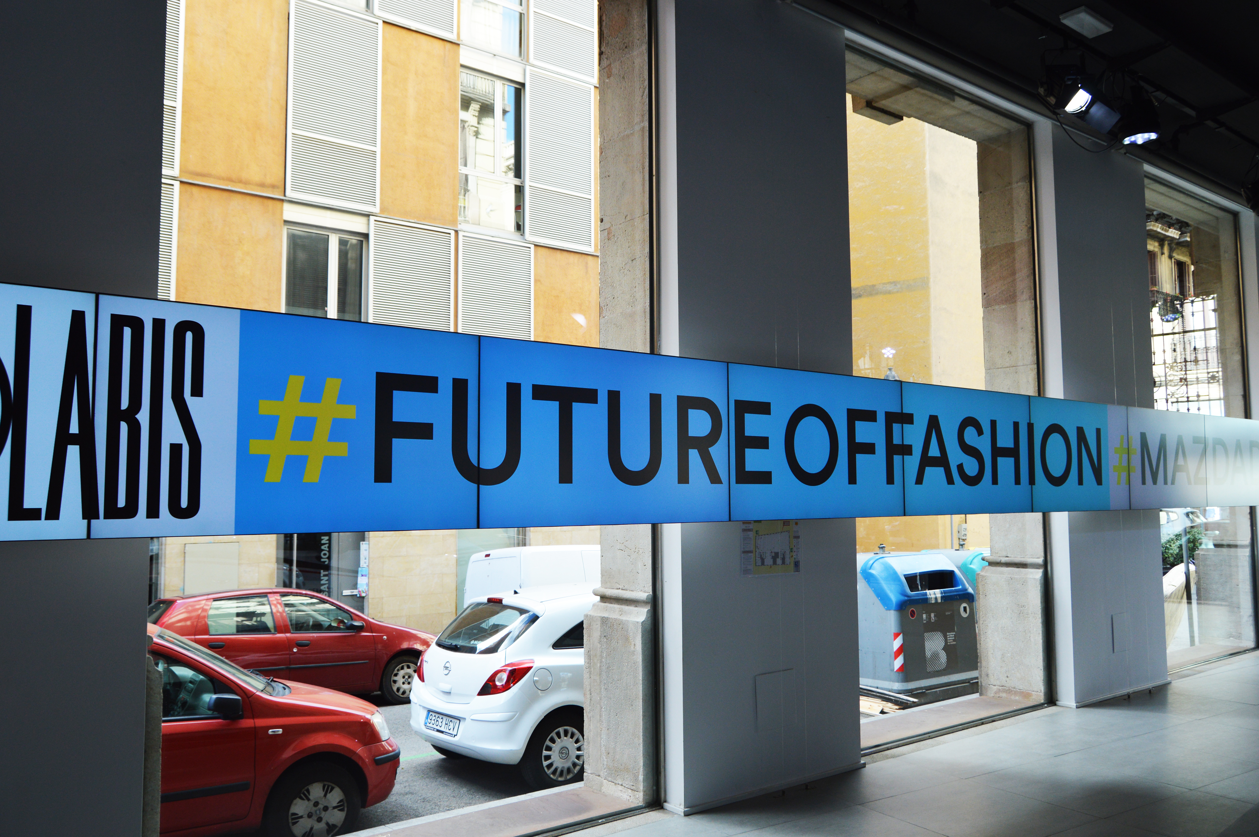 THE FUTURE OF FASHION, EMERGING DESIGN